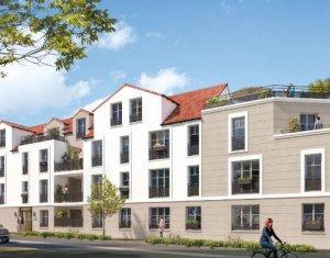 Achat / Vente appartement neuf Dourdan à 850 mètres de la gare (91410) - Réf. 4754