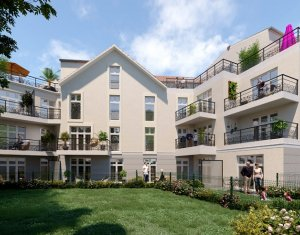 Achat / Vente appartement neuf Dourdan proche des remparts du centre (91410) - Réf. 2396
