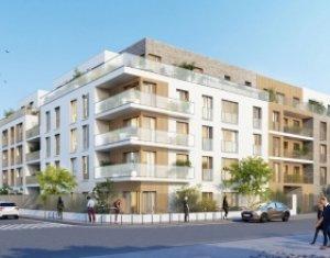 Achat / Vente appartement neuf Drancy à 2 minutes du collège (93700) - Réf. 4030