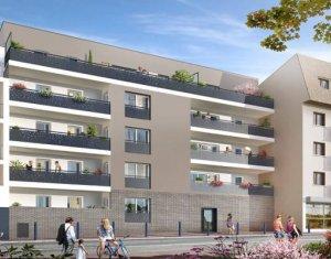 Achat / Vente appartement neuf Drancy à 300 mètres de la gare RER (93700) - Réf. 3772