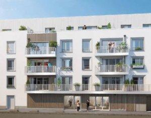 Achat / Vente appartement neuf Drancy au coeur du quartier de la Muette (93700) - Réf. 3976