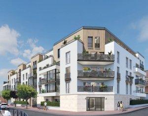 Investissement locatif : Appartement en loi Pinel  Drancy centre-ville (93700) - Réf. 6289