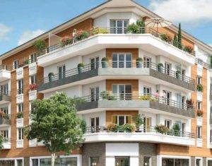 Achat / Vente appartement neuf Drancy centre-ville (93700) - Réf. 3077