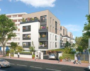 Achat / Vente appartement neuf Drancy coeur de ville (93700) - Réf. 3771