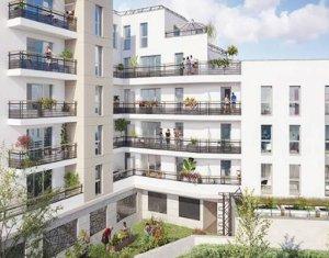 Achat / Vente appartement neuf Drancy proche commerces et transports (93700) - Réf. 5017