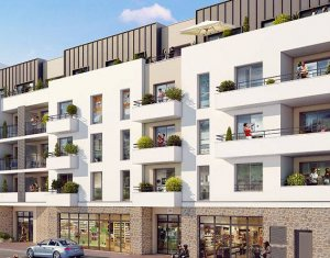 Achat / Vente appartement neuf Drancy proche de la station Le Bourget (RER B + T11) (93700) - Réf. 6204