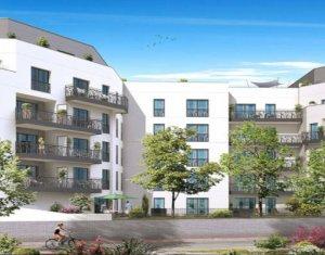 Achat / Vente appartement neuf Drancy proche Parc de Ladoucette (93700) - Réf. 2703
