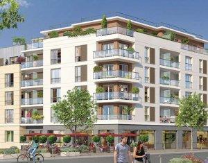 Achat / Vente appartement neuf Drancy proche parc de Ladoucette (93700) - Réf. 2119