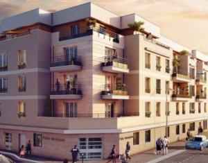 Achat / Vente appartement neuf Drancy proche RER B (93700) - Réf. 3542