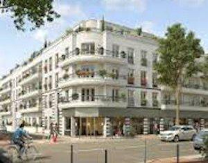 Investissement locatif : Appartement en loi Pinel  Drancy quartier de la Muette (93700) - Réf. 5131