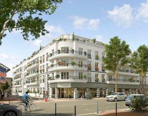 Achat / Vente appartement neuf Drancy quartier de la Muette (93700) - Réf. 2491