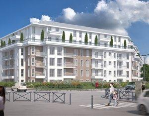 Achat / Vente appartement neuf Drancy quartier du Village Parisien (93700) - Réf. 1890