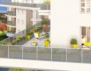 Achat / Vente appartement neuf Drancy quartier la Muette (93700) - Réf. 2729