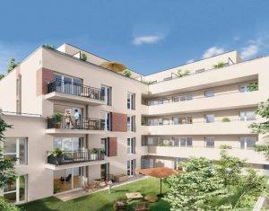 Investissement locatif : Appartement en loi Pinel  Eaubonne à 250 mètres du parc du château de la Chesnaie (95600) - Réf. 6042