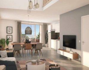 Achat / Vente appartement neuf Ecquevilly au coeur du centre-ville (78920) - Réf. 4530