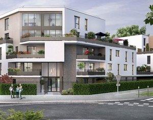 Investissement locatif : Appartement en loi Pinel  Elancourt belle résidence avec extérieurs (78990) - Réf. 5087