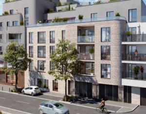 Achat / Vente appartement neuf Enghien-les-Bains proche de lac (95880) - Réf. 4696