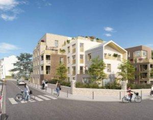 Achat / Vente appartement neuf Enghien-Les-Bains proche du lac (95880) - Réf. 2860