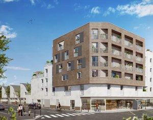 Achat / Vente appartement neuf Epinay proche de Paris (93800) - Réf. 3449