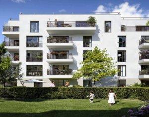 Achat / Vente appartement neuf Epinay-sur-Orge à 5 min à pied du RER C (91360) - Réf. 5727