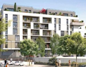 Achat / Vente appartement neuf Epinay-sur-Seine au centre, proche du tramway 8 (93800) - Réf. 379