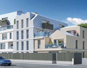 Achat / Vente appartement neuf Epinay-sur-Seine au cœur d'un environnement pavillonnaire (93800) - Réf. 5323