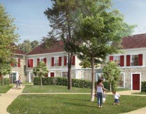 Achat / Vente appartement neuf Epone quartier authentique et intimiste (78680) - Réf. 2708