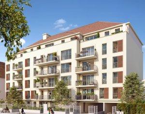 Achat / Vente appartement neuf Ermont proche commerces et gares (95120) - Réf. 2779