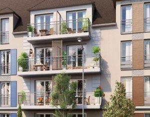 Achat / Vente appartement neuf Etampes rare et bien placé en TVA réduite (91150) - Réf. 1340