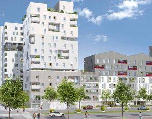 Achat / Vente appartement neuf Evry à 300 mètres du RER D (91000) - Réf. 1933