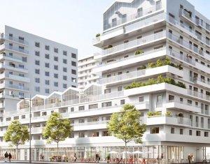 Achat / Vente appartement neuf Evry, coeur de ville (91000) - Réf. 1365