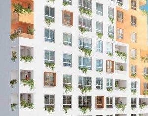Achat / Vente appartement neuf Evry cœur de ville et des facultés (91000) - Réf. 834