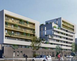 Achat / Vente appartement neuf Évry-Courcouronnes Les Horizons (91000) - Réf. 6020