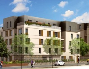 Achat / Vente appartement neuf Evry proche Génépole (91000) - Réf. 611