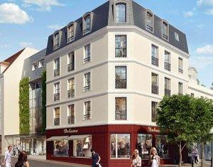 Achat / Vente appartement neuf Fontainebleau centre-ville (77300) - Réf. 666