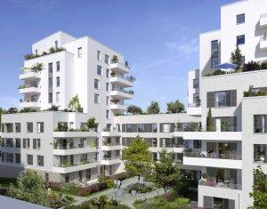 Investissement locatif : Appartement en loi Pinel  Fontenay-aux-Roses au coeur du quartier des Paradis (92260) - Réf. 6196