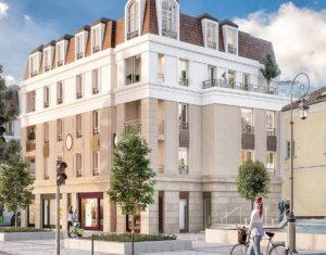 Investissement locatif : Appartement en loi Pinel  Fontenay-aux-roses centre-ville (92260) - Réf. 2920