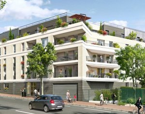 Achat / Vente appartement neuf Fontenay-aux-Roses proche Gare de Robinson RER B (92260) - Réf. 1815