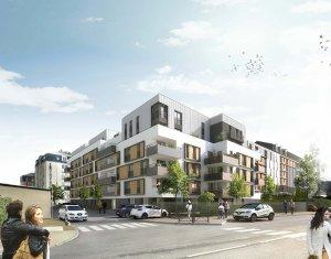 Achat / Vente appartement neuf Fontenay-le-Fleury à 550 mètres de la gare (78330) - Réf. 2409