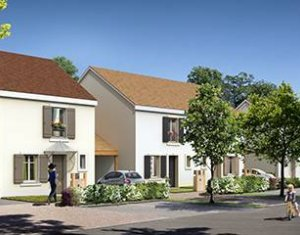 Achat / Vente appartement neuf Fontenay-le-Vicomte proche gare Mennecy (91540) - Réf. 3986