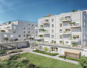 Achat / Vente appartement neuf Fontenay-sous-Bois à 100 mètres de l'école élémentaire (94120) - Réf. 3951