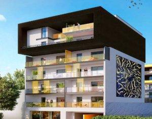 Achat / Vente appartement neuf Fontenay-sous-Bois proche RER (94120) - Réf. 4673
