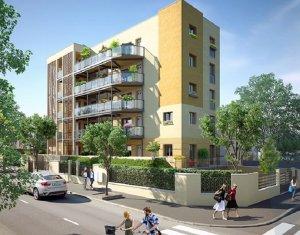 Achat / Vente appartement neuf Fontenay-sous-Bois proche RER A et E (94120) - Réf. 2440