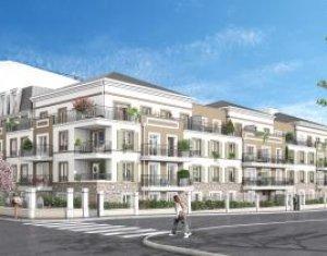 Achat / Vente appartement neuf Franconville à 2 min à pied de la gare RER C (95130) - Réf. 5869
