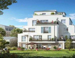 Achat / Vente appartement neuf Franconville à 600m du RER C (95130) - Réf. 5407