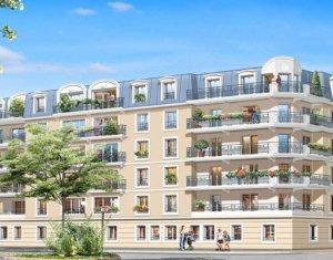 Achat / Vente appartement neuf Franconville centre-ville Gare (95130) - Réf. 2068