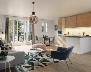 Achat / Vente appartement neuf Franconville proche capitale (95130) - Réf. 2027