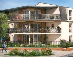 Achat / Vente appartement neuf Franconville proche centre (95130) - Réf. 2799