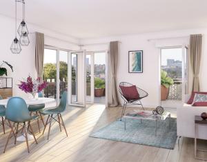 Achat / Vente appartement neuf Franconville proche centre-ville et commerces (95130) - Réf. 2418
