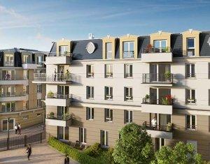 Achat / Vente appartement neuf Franconville proche de Paris (95130) - Réf. 2734